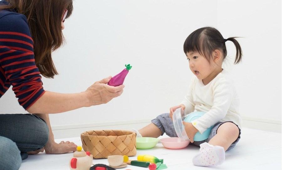 eveiller les sens de son enfant par le jeu